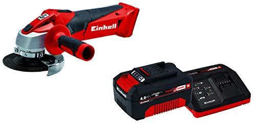 Smerigliatrice Angolare 18 V TC-AG 18/115 Li 115mm + BATTERIA 4.0 Ah EINHELL