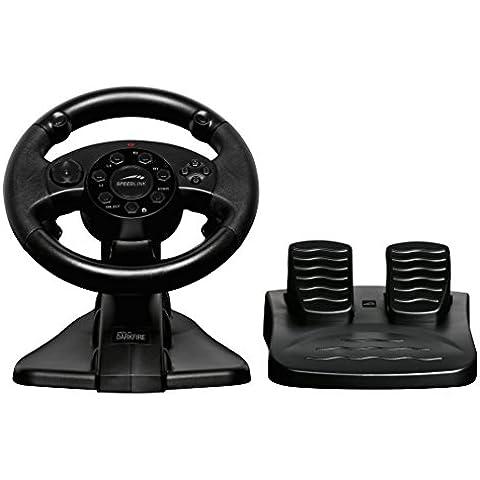 Speedlink - Darkfire Racing Wheel SL6684BK01 (PC, PS3)