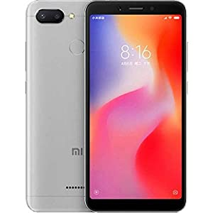 Xiaomi Redmi 664GB Teléfono Móvil, Gris