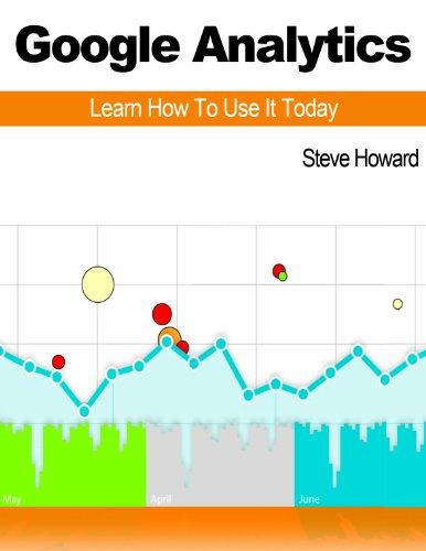 Google Analytics: Learn How To Use It Today (English Edition) por Steve Howard