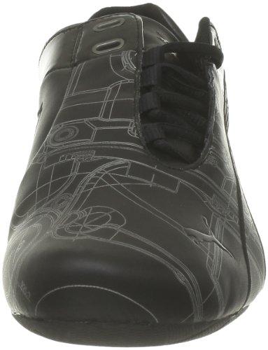 Puma - Fut Cat M2 Engine, Sneaker Uomo nero (Noir (02))