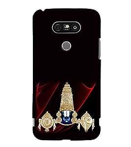 HiFi Designer Phone Back Case Cover LG G5 :: LG G5 Dual H860N :: LG G5 Speed H858 H850 VS987 H820 LS992 H830 US992 ( Shri Balaji Trirumala Govinda )