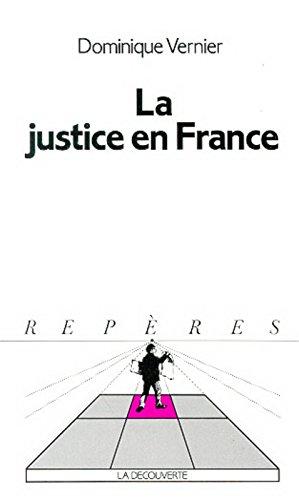 La Justice en France