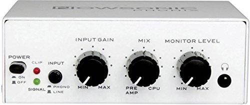 Nowsonic 309423 Phonix Phono Vorverstärker (Dj-digital-recorder)