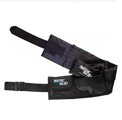 Seac Sub Weight Belt - TASCHENBLEIGURT - Bleigurt