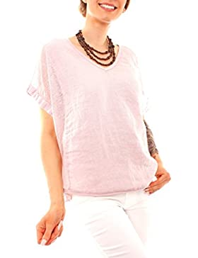 Fragola Moda Camisas - Túnica - Básico - para Mujer