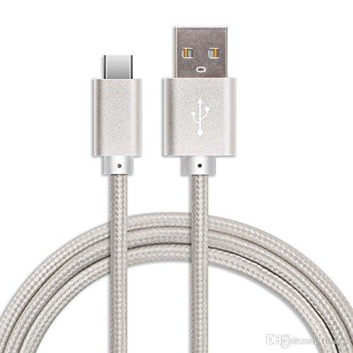 ba103a24ae5 Digi Pig câble USB Type C, USB A vers C en nylon tressé, mine