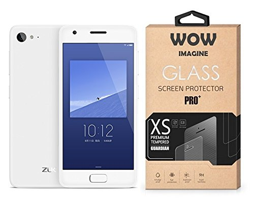 WOW Imagine™ ZUK LENOVO Z2 PLUS Pro HD+ 9H Hardness 2.5D 0.3mm Toughened Tempered Glass Screen Protector Film Guard for ZUK LENOVO Z2 PLUS ( Anti-explosion )  available at amazon for Rs.169