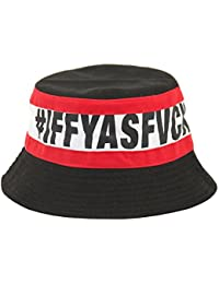 iffy bucket hat iffyasfvck as worn by Schoolboy Q