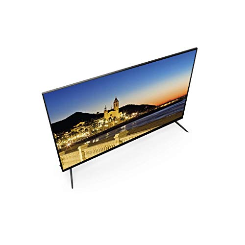 41TVp7WeKrL - Televisor Led 50 Pulgadas Ultra HD 4K Smart, TD Systems K50DLX9US. Resolución 3840 x 2160, HDR10, 3X HDMI, VGA, 2X USB, Smart TV.