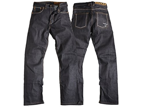 Rokker Nonconformist Raw Jeans, 34-34