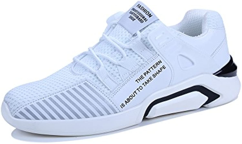 Wanderschuhe Männer Wasserdichte Low Rise Schuhe Walking Lace up Trainer Schuh Atmungs Leichte Sommerschuhe Turnschuhe