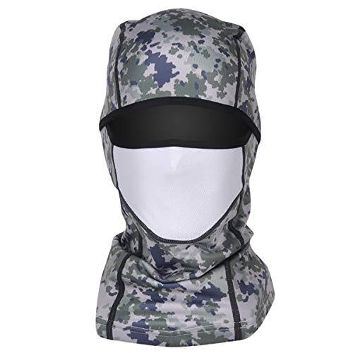 Sturmhaube Gesichtshaube Winddichte Skimaske - Erwachsene Vlies Warm Gesichtsmaske Atmungsaktiv Kopfbedeckung Kopfhaube für Skifahren Motorradfahren Männer Frauen