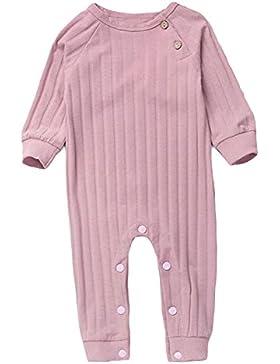 Fixuk Angel Wing manica lunga pigiama ragazza bella tuta da uomo size 18M (Rosa)