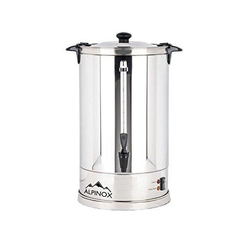 Percolateur Professionnel à Café 7 L avec filtre permanent pour 48 Tasses- AROMA