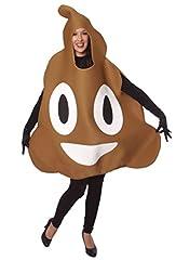 Idea Regalo - 'Fest articolo Müller 119188–Costume adulto Emoticon e Oh...