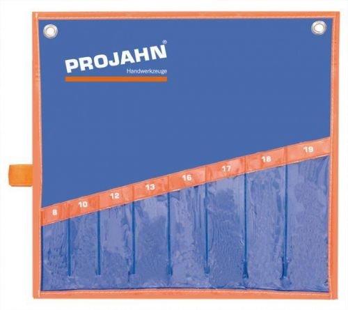 Projahn Rolltasche für Artikel 2216 Offener Doppelringschlüssel Satz metrisch 6-teilig 2216E