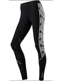 Energetics apinem femme imprimé workout pantalon de sport pour femme noir/multicolore 238205