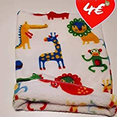 Cuello/Braga coralina animalitos para bebes y infantil