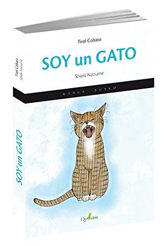 Soy un gato (Manga Bunko)