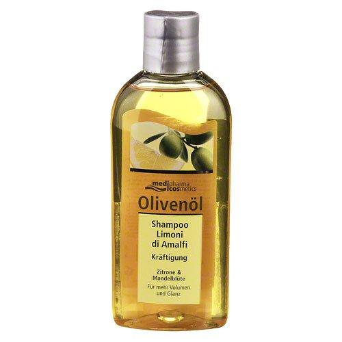 Olivenöl Shampoo Limoni di Amalfi, Kräftigung, 200 ml