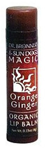 dr-bronners-magic-soaps-organic-lip-balm-orange-ginger-015-ounce-by-natures-best
