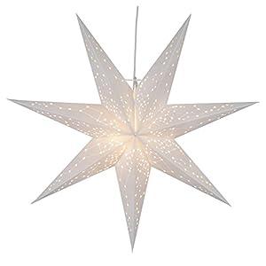 "'Best Season 231 – 60 a + + to e, Stella di carta""Galaxy, diametro circa 60 cm, Bianco, 6 x 6 x 1.6 cm"