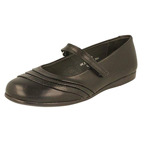 Startrite Dawn pour chaussures Noir - Cuir noir