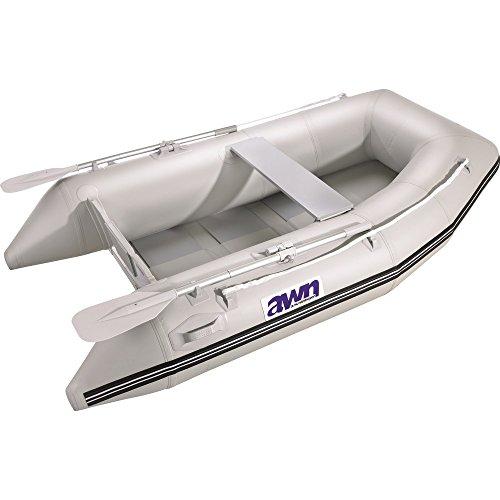 Schlauchboot AWN Family Serie Tragkraft 350-410 kg (Grau, 2,20 x 1,50)