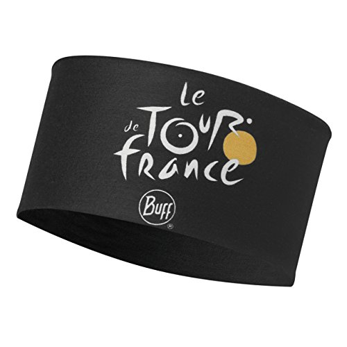 Original Buff Tour De France Cinta de pelo, Unisex adulto, Negro, Úni
