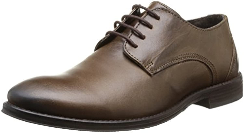 Casanova Letty - Zapatos de Cordones de cuero hombre -