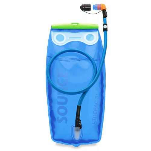 SOURCE Ultimate Hydration System 3 L Transparent-Blue 2016 Rucksackzubehör -