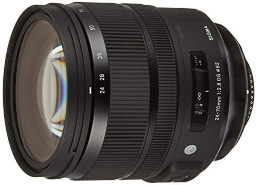 Sigma, Obiettivo 24-70 mm, f/2,8 (A), Attacco Nikon