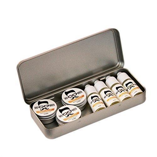 Mo Bro's Kit d'huile et de baume à barbe