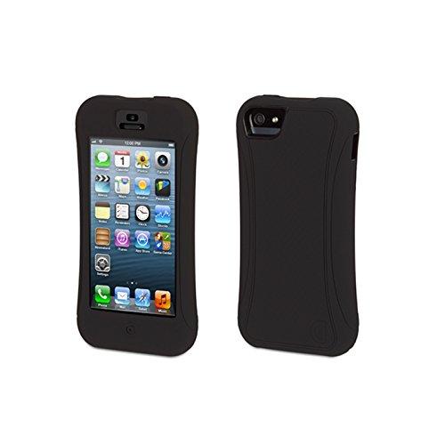 Griffin Survivor Étui fin pour Apple iPhone 5/5S Noir noir