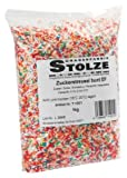 Stolze Zuckerstreusel bunt 1kg