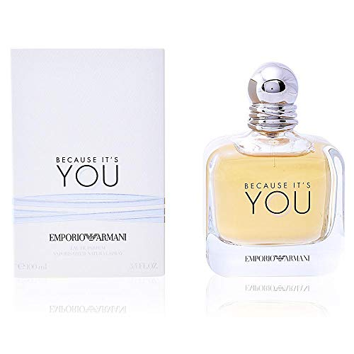 Emporio Armani Giorgio Armani Armani Collezioni Eau de Parfum Because it's you, 30ml -