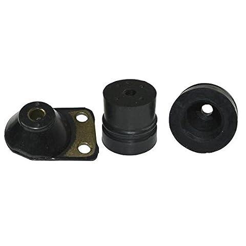 JRL AV MOUNT SET For STIHL 026 MS260 024 MS240 AS Shown ,3 Parts