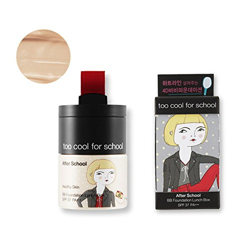 TOO COOL FOR SCHOOL After School BB Foundation Lunch Box 03 Healthy Skin