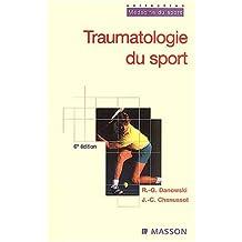 Traumatologie du sport : 6ème édition