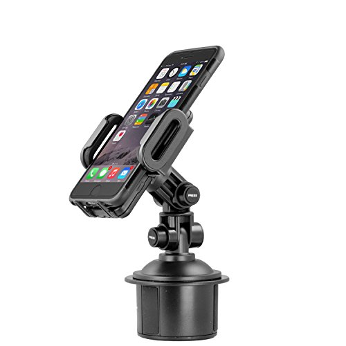 Mediabridge Smartphone Cradle w/ Car Cup Holder Mount Amazon deals