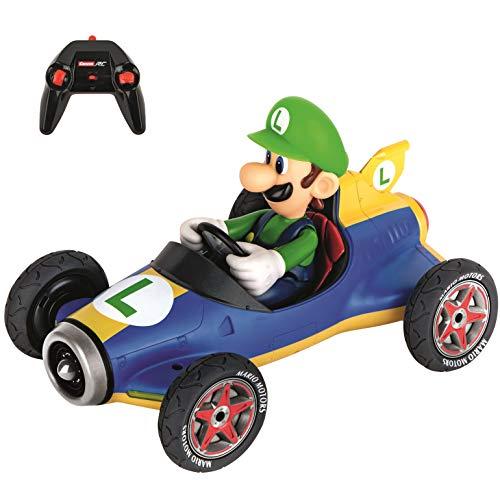 Carrera RC Nintendo Mario Kart(TM) Mach 8 - Luigi 370181067 Ferngesteuertes Auto