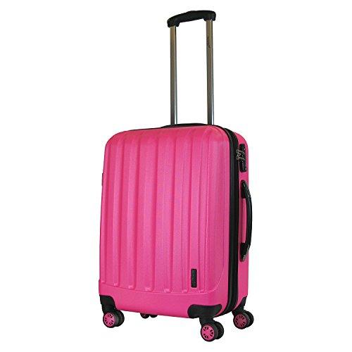 Packenger 501/24-003P-15 Koffer, 62 cm, 60 Liter, Magenta