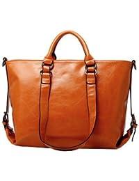F9Q Femmes Messenger de luxe en cuir PU Shoulder Sac Portable bandoulière Sac