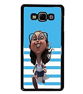 PrintDhaba Funny image D-4775 Back Case Cover for SAMSUNG GALAXY E7 (Multi-Coloured)