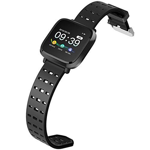 RoadRoma Braccialetto Smart Fitness Tracker IP67 Smart Fitbit Smart Band B3 - Nero