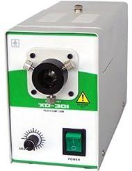 Levin Dental alta calidad marca nueva xd-301–1-150W (B) fuente de luz halógena para microscopio Industrial endoscopio industrial iluminación iluminación sala de laboratorio con rápido envío