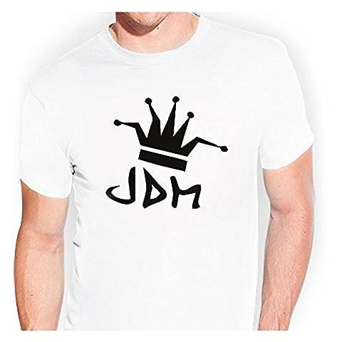 JDM t-shirt king sticker-bomb tsf0187 kiwistar sticker bomb tuning