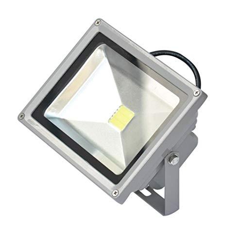 Gamloious 20W Cool White LED-Wand-Pack-Wäsche-Flut-Licht-Scheinwerfer Außen 90V - 240V AC-Qualitäts-Chip - Glühlampen Der Flut