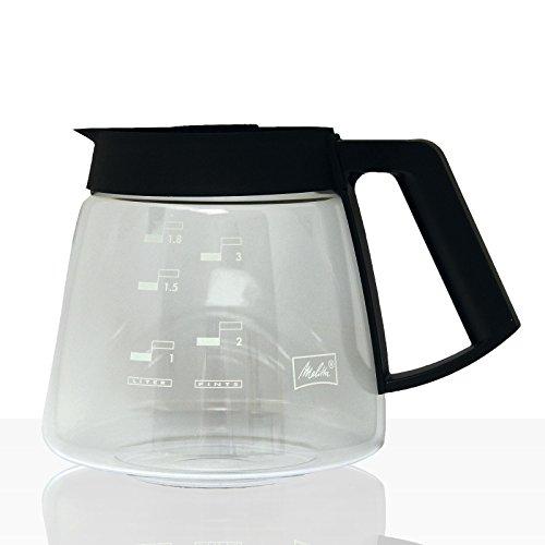 Melitta Glaskanne 1,8 Liter Ka-G M 180 für Gastro-Filterkaffeemaschine M 170 MT